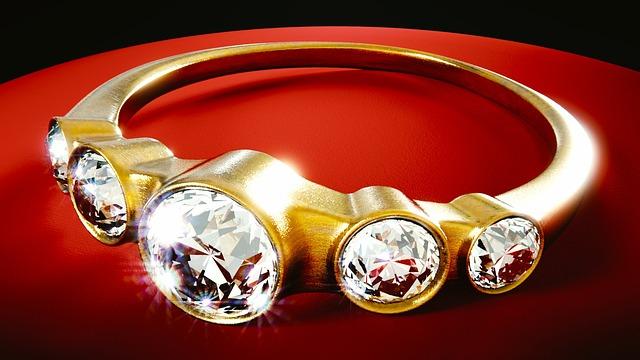 בחירת טבעת אירוסין