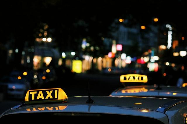 מונית צהובה - תמונה להמחשה