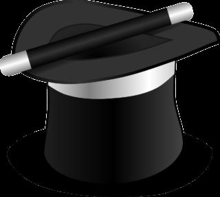 כובע ומקל