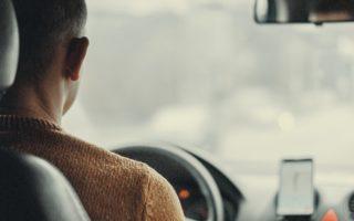 נהג מונית - אילוסטרציה
